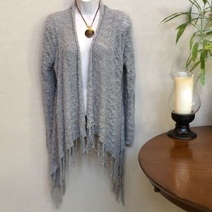 Rue 21 Gray Sweater Size S